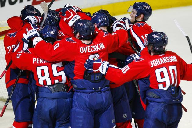 5 Most Telling Statistics from Washington Capitals' 2013 Season