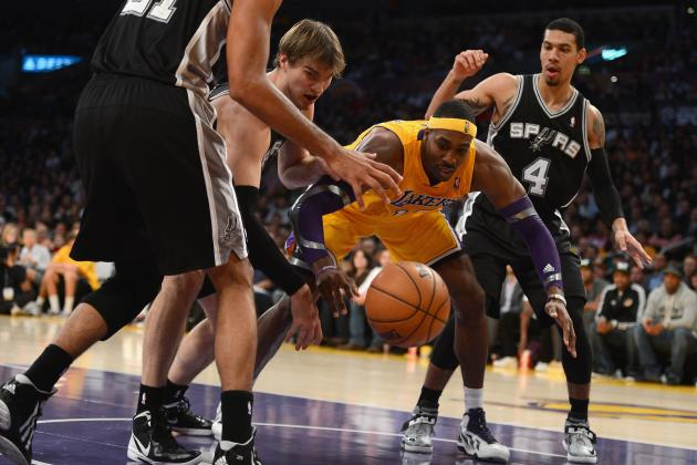 Game-by-Game Predictions for San Antonio Spurs vs. Los Angeles Lakers
