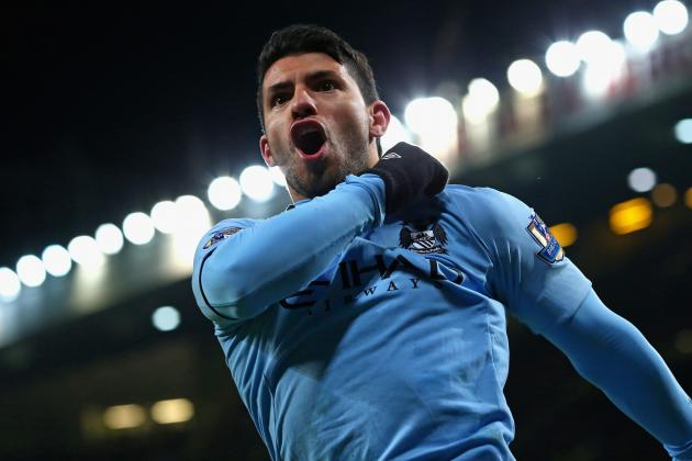Manchester City's Biggest Winners and Losers for the 2012-13 Season