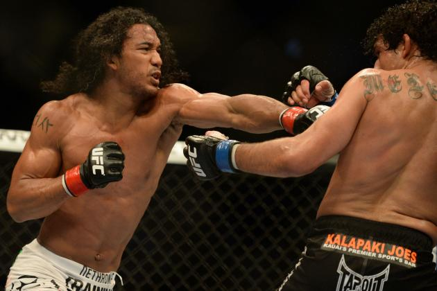 UFC on Fox 7 Results: Top 10 Lightweights in the UFC