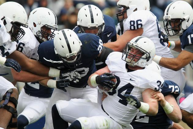 Penn State Football: Winners and Losers of 2013 Blue and White Spring Game