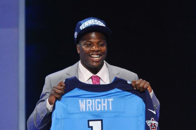 Tennessee Titans 2013 7-Round NFL Mock Draft: Jonathan Cooper or Chance Warmack?