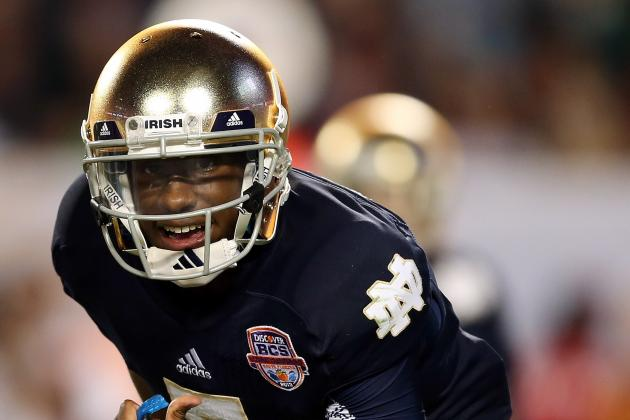 Notre Dame Football: Winners and Losers of 2013 Blue and Gold Spring Game