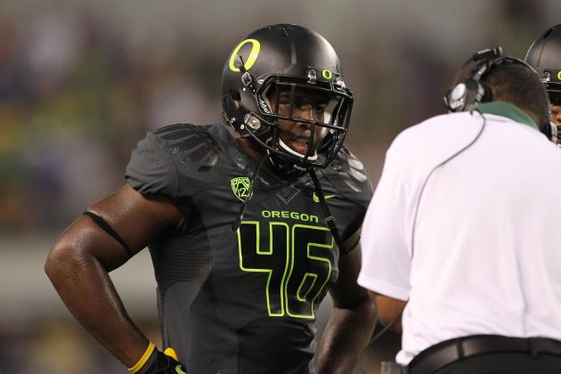 Michael Clay: 5 Things You Need to Know About the Oregon LB
