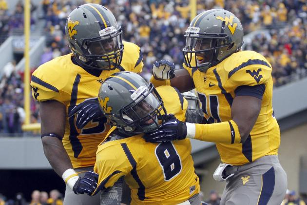 West Virginia Football: Winners and Losers of 2013 Spring Game