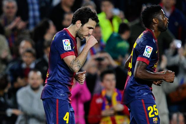 Barcelona vs. Levante: 3 Reactions from Nailbiting Win at the Camp Nou