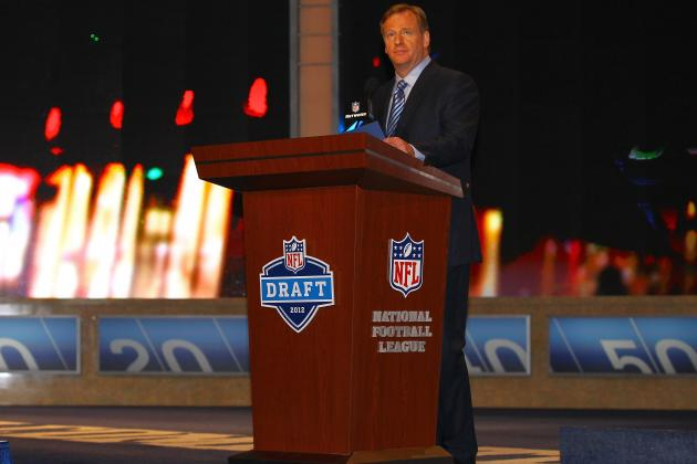Teams Most Likely to Trade Down in the 2013 NFL Draft