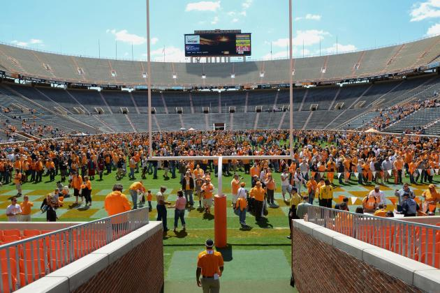Tennessee Football: Winners and Losers of 2013 Spring Game