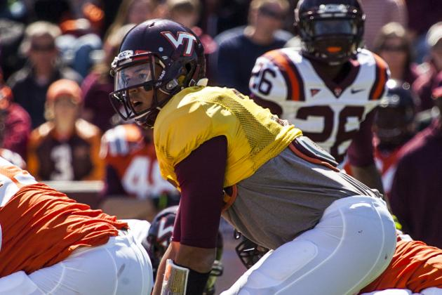 Virginia Tech Football: Winners and Losers of 2013 Spring Game