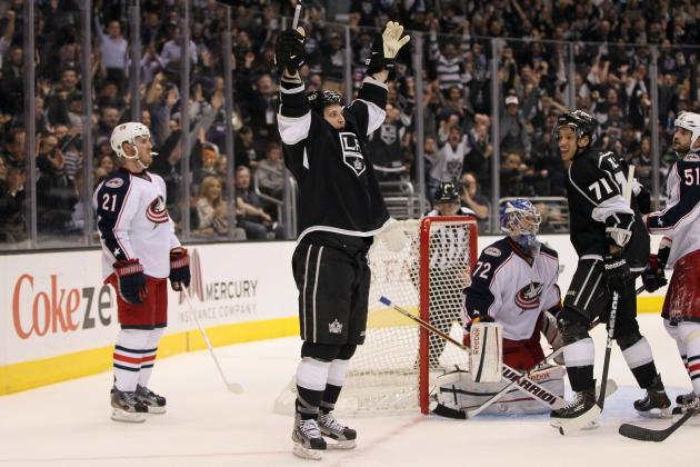 5 Biggest Reasons Los Angeles Kings Should Be Confident About 2013 Playoffs