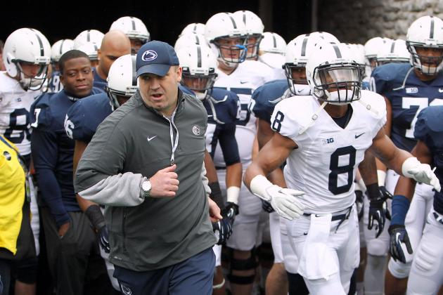 Penn State Football: Bill O'Brien's 5 Biggest Concerns Post-Spring Practice