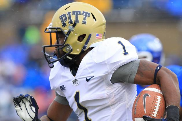 Ray Graham: 5 Things You Need to Know About the Pittsburgh RB