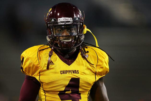 Jahleel Addae: 5 Things You Need to Know About Central Michigan's Strong Safety