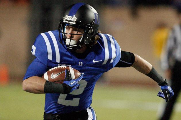 Conner Vernon: 5 Things You Need to Know About the Duke WR