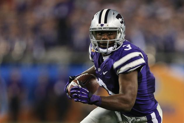 Chris Harper: 5 Things You Need to Know About the Kansas State WR