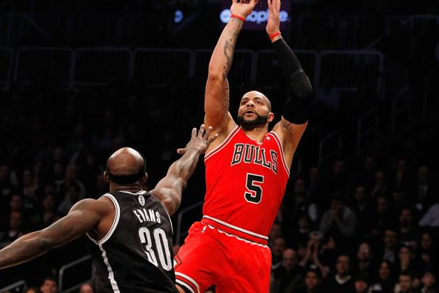 Advantages Chicago Bulls Have over the Brooklyn Nets