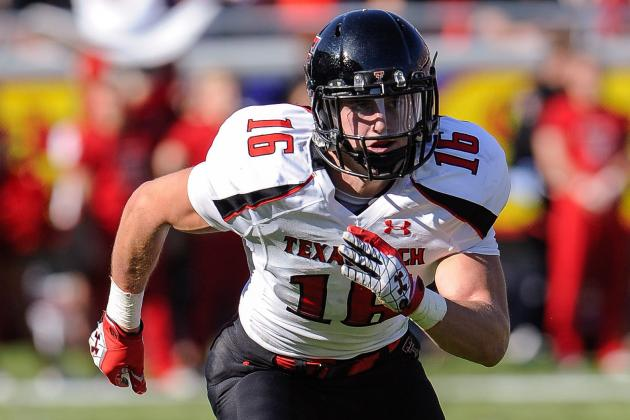 Cody Davis: 5 Things You Need to Know About the Texas Tech Safety