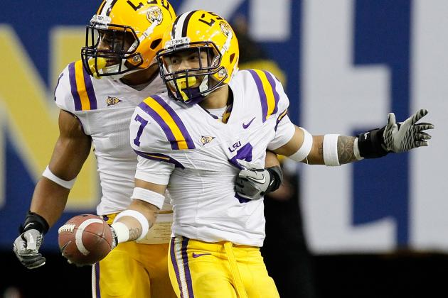 Power Ranking the Top 25 Defensive Playmakers in the 2013 NFL Draft