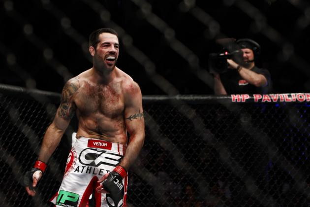 UFC on Fox 7 Results: Power Ranking the Knockouts