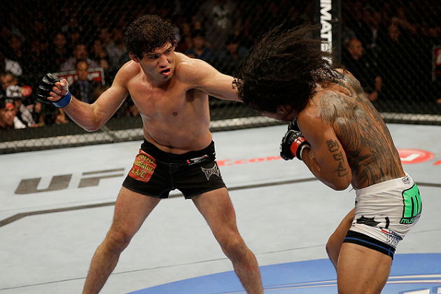 UFC on Fox 7 Results: 5 Fights for Gilbert Melendez to Take Next