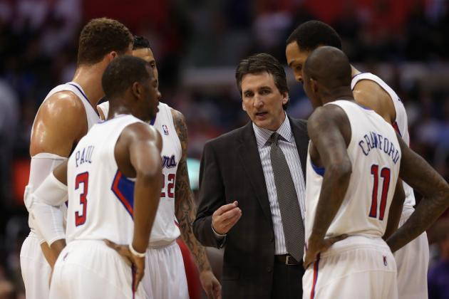NBA Coaches Fighting for Their Jobs in Postseason