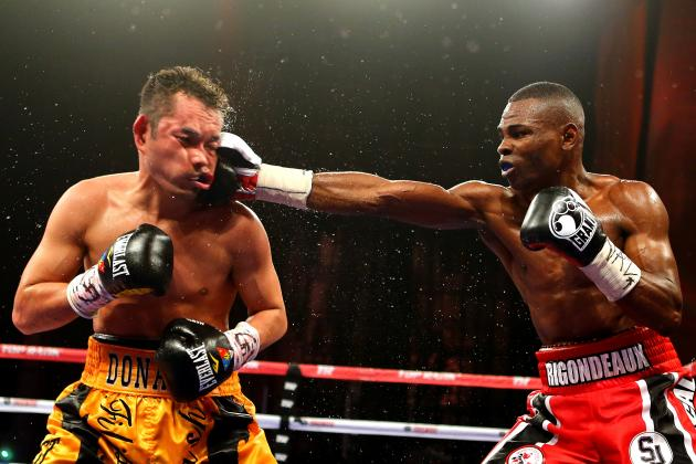 The Top 25 Active Pound-for-Pound Boxers