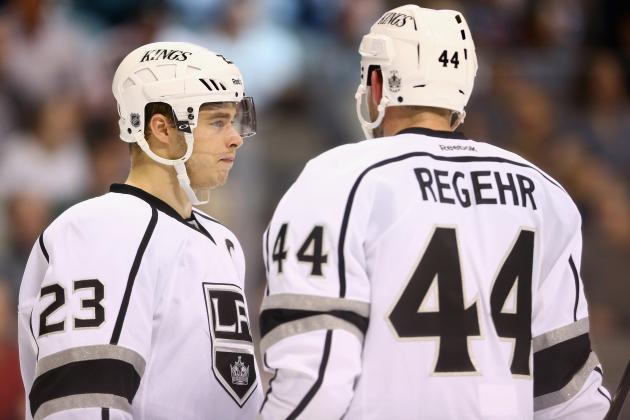 Ranking the 5 Most Crucial Players to Los Angeles Kings' Playoff Hopes