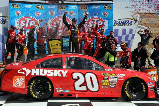 NASCAR Spring Cup 2013: Reactions Following Matt Kenseth Win at STP 400