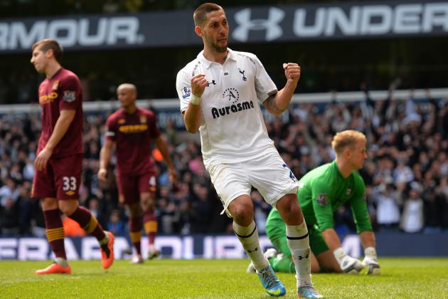 Americans Abroad Wrap: Clint Dempsey Scores Vital Goal for Tottenham