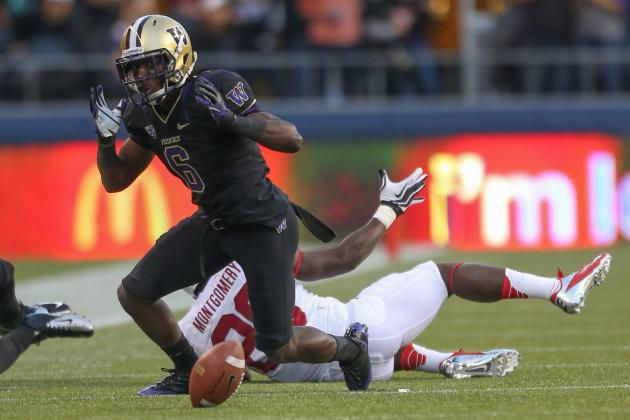Desmond Trufant: 5 Things You Need to Know About the Washington Cornerback
