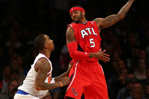 Upcoming NBA Free Agents with Most on the Line in 2013 NBA Playoffs