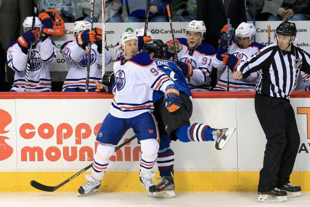 Strengths and Weaknesses for Each Edmonton Oilers Line and Defensive Pairing
