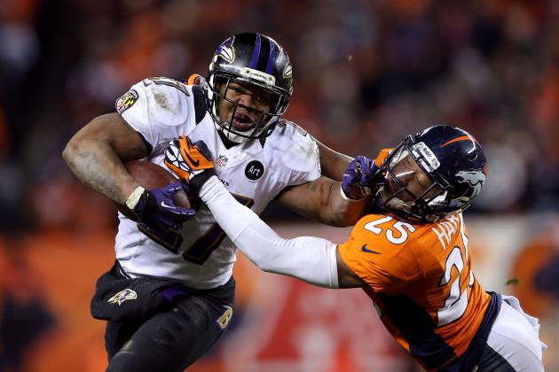 Predicting the Outcome of Each Game on Baltimore Ravens' 2013 NFL Schedule
