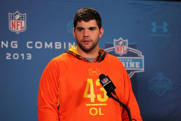 Justin Pugh: 5 Things You Need to Know About the Syracuse Offensive Tackle