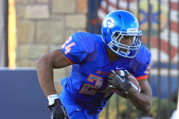 Best Fits for the Top 10 Uncommitted RB Recruits in Class of 2014