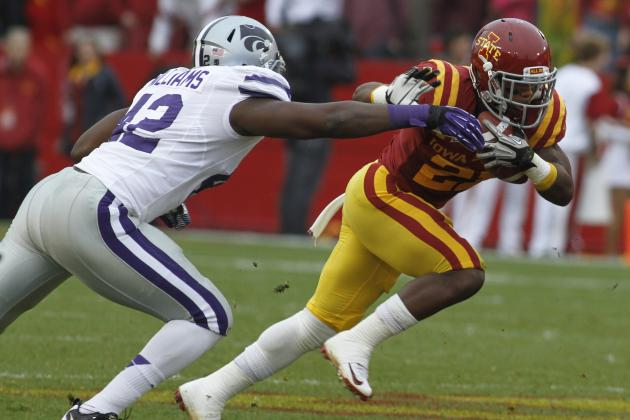Meshak Williams: 5 Things You Need to Know About the Kansas State DE