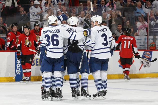 5 Biggest Reasons Toronto Maple Leafs Should Be Confident About 2013 Playoffs