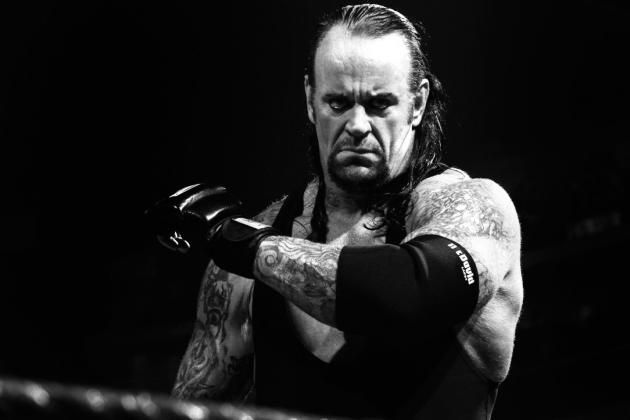 WWE: Top 7 Things Fans Love About the Undertaker