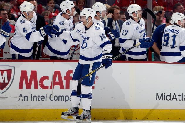 Strengths and Weaknesses for Each of Tampa Bay Lightning's Lines