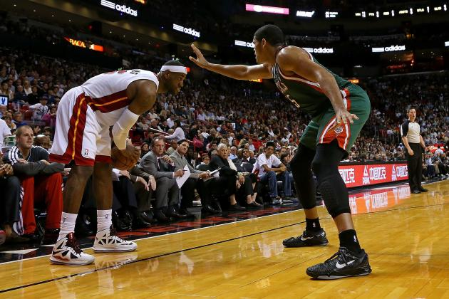 Milwaukee Bucks vs. Miami: Postgame Grades and Analysis
