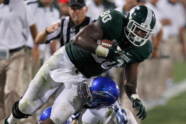 Dion Sims: 5 Things You Need to Know About the Michigan State TE