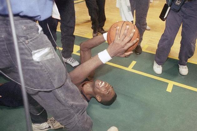 The 3 Greatest 1st-Round Upsets in NBA Playoff History