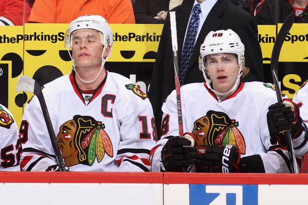 Ranking the 5 Most Crucial Players to Chicago Blackhawks' Playoff Hopes