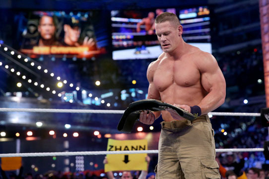 John Cena and WWE's Top 4 Babyfaces Right Now: A Depressing Reality