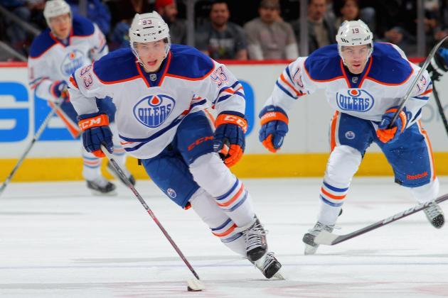 5 Most Telling Statistics from Edmonton Oilers 2013 Season