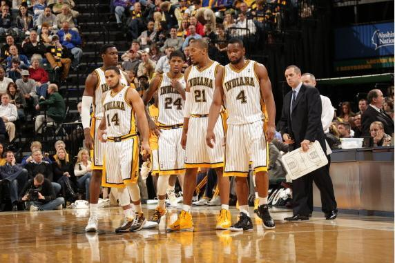 Final Regular Season Grades for Each Indiana Pacers Player in 2013