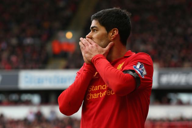 Luis Suarez: 10 Liverpool Controversies That Didn't Involve the Uruguayan