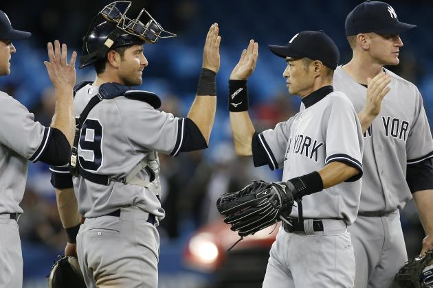New York Yankees: Biggest Surprises so Far This Season