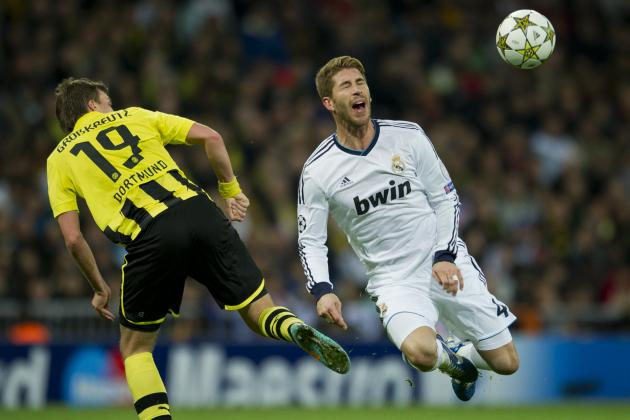 Borussia Dortmund vs. Real Madrid: Tactical Factors to Watch for