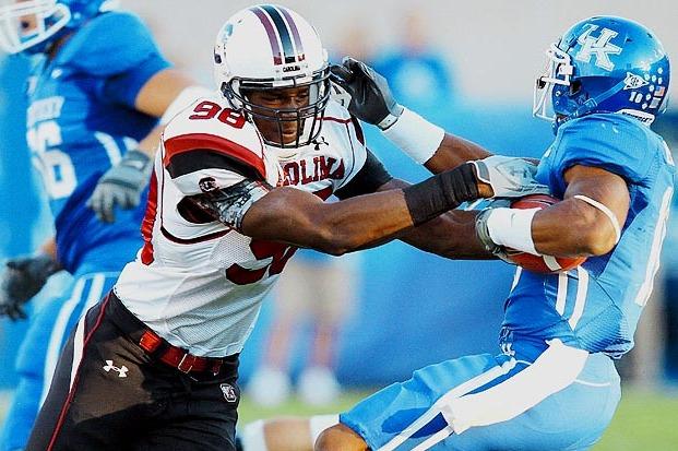 Devin Taylor: Video Highlights for Former South Carolina DE